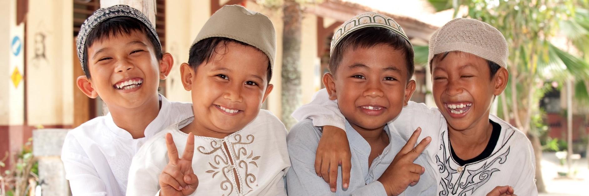 Ibu Harnik Orphanage Tolong Flores Foundation Indonesia
